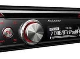 Pioneer DAB CD car radio stereo DEH-X8700DAB