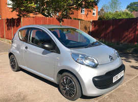 Citroen C1, 2008 (57) Grey Hatchback, Manual Petrol, 75,000 miles