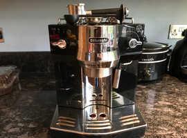 SOLD - DeLonghi Black EC820 Coffee Machine