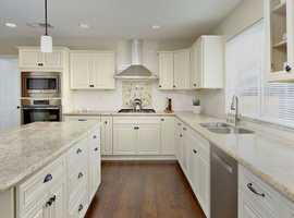 Buy River White Granite Kitchen Countertops at Cheap Price London