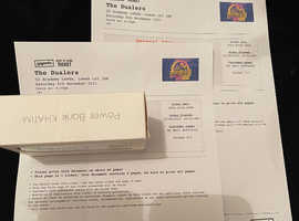 2 x Dualers tickets