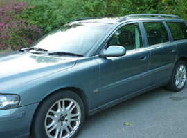 Volvo 70 SERIES, 2003 (03) Green Estate, Automatic Petrol, 150,979 miles