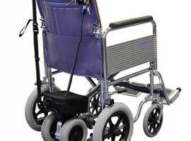 wheel chair control unit