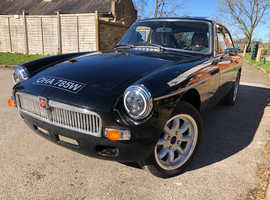 mgb in superb condition