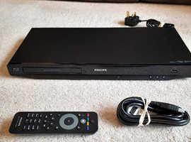 Philips Blu-ray Disc DVD Player - Region Free