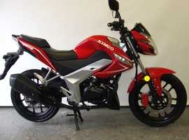KYMCO VSR SPORTS 125CC MOTORCYCLE