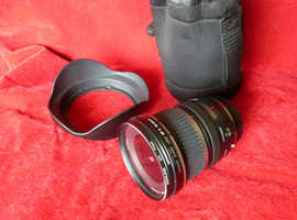 Canon EFS 10-22mm Wide Angle Zoom Lens