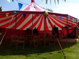 WANTED - Marquee crew for the summer season - Manchester / Stockport area