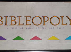 'Bibleopoly' Board Game