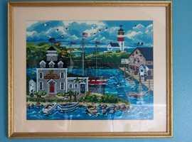 Harbour Sea Picture