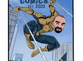 Eons of Comics est. 2020 Online Comic Book Store. CGC graded comic books for sale!