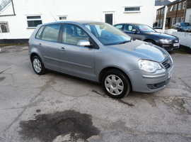 Volkswagen Polo, 2006 (06) Silver Hatchback, Manual Petrol, 70,000 miles