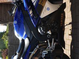 YAMAHA R1 2007 4C8