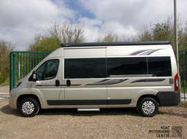 Peugeot Autosleeper Stanway at Kent Motorhomes