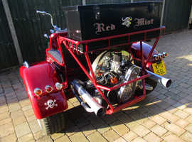 VW BEETLE TRIKE ! ONE OFF