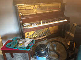Piano tuning in Bedford and surrounding areas