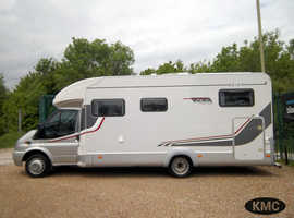 Ford Geist Liberty Cruiser T708G for sale at Kent Motorhome Centre