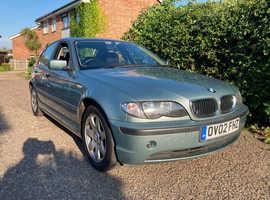 BMW 320 DIESEL ONE FORMER KEEPER ,SERVICE HISTORY