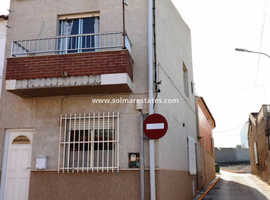 Costa Blanca 2 bed townhouse Needs Final Renovation -Benijofar Village