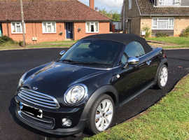 Mini MINI ROADSTER, 2013 (13) Black Convertible, Manual Petrol, 90,000 miles