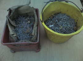Jewson originals galvanized roofing nails