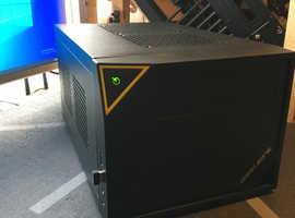SFF Intel Gaming/Media Computer (256GB SSD, 1TB HDD + GTX GPU)