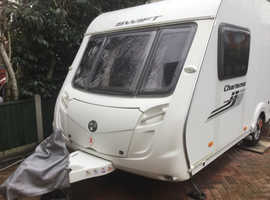 2011 SWIFT CHARISMA 230 Caravan with MOTOR MOVER