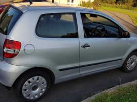 Volkswagen Fox, 2010 (60) Silver Hatchback, Manual Petrol, 77,200 miles