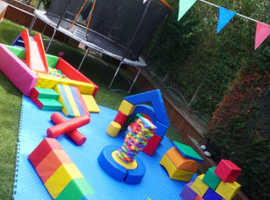 SOFT PLAY HIRE !