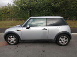 Mini MINI, 2002 (02) Silver Hatchback, Manual Petrol, 132,580 miles