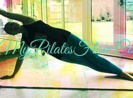 New beginner Pilates classes starting in Didcot!