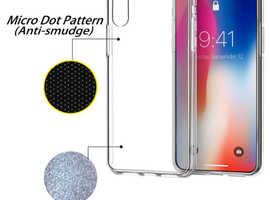 iPhone 11-12 Mini, 6.1, 6.4, 6.7, X, XR, XS, Pro, Max, Clear Cases