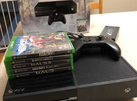 Used Xbox One 4TB Hardrive
