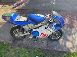 50 cc mini moto £150