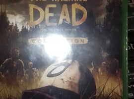 Walking dead the complete collection Xbox one game