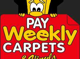 Pay Weekly Carpets & Vinyls - Flooring Services