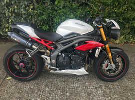Triumph Speed Triple R, 2017 Great Price.