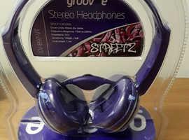 Groove - Stereo Headphones. GV-897-VT