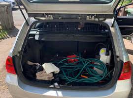 BMW 3 Series, 2007 (07) Silver Estate, Manual Diesel, 210,000 miles