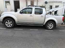 Nissan Navara outlaw 2006 pick up with loads of extras