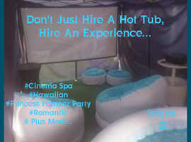 Hire A Hot Tub Staffordshire And Cheshire