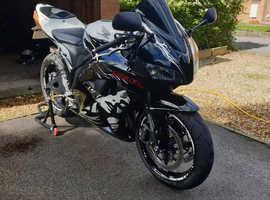 2011 Honda cbr600rr leyla edition