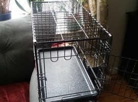 like new dog cage