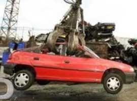 Scrap my car and van Bedfordshire Luton