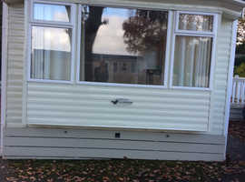 2 Bed caravan in Ruthin