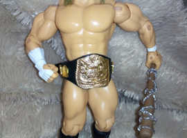 Wwe 2003 Triple H Wrestling Figure