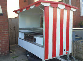 catering, hot dog or vending trailer for sale