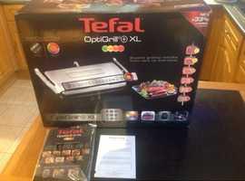 TEFAL OPTIGRILL PLUS XL new