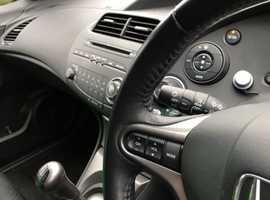 Honda Civic, 2010 (10), Manual Petrol, 55,500 miles