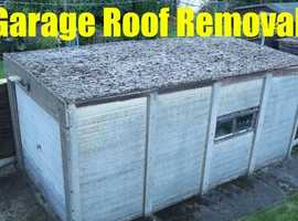 Croydon Asbestos Garage Roof Removal London